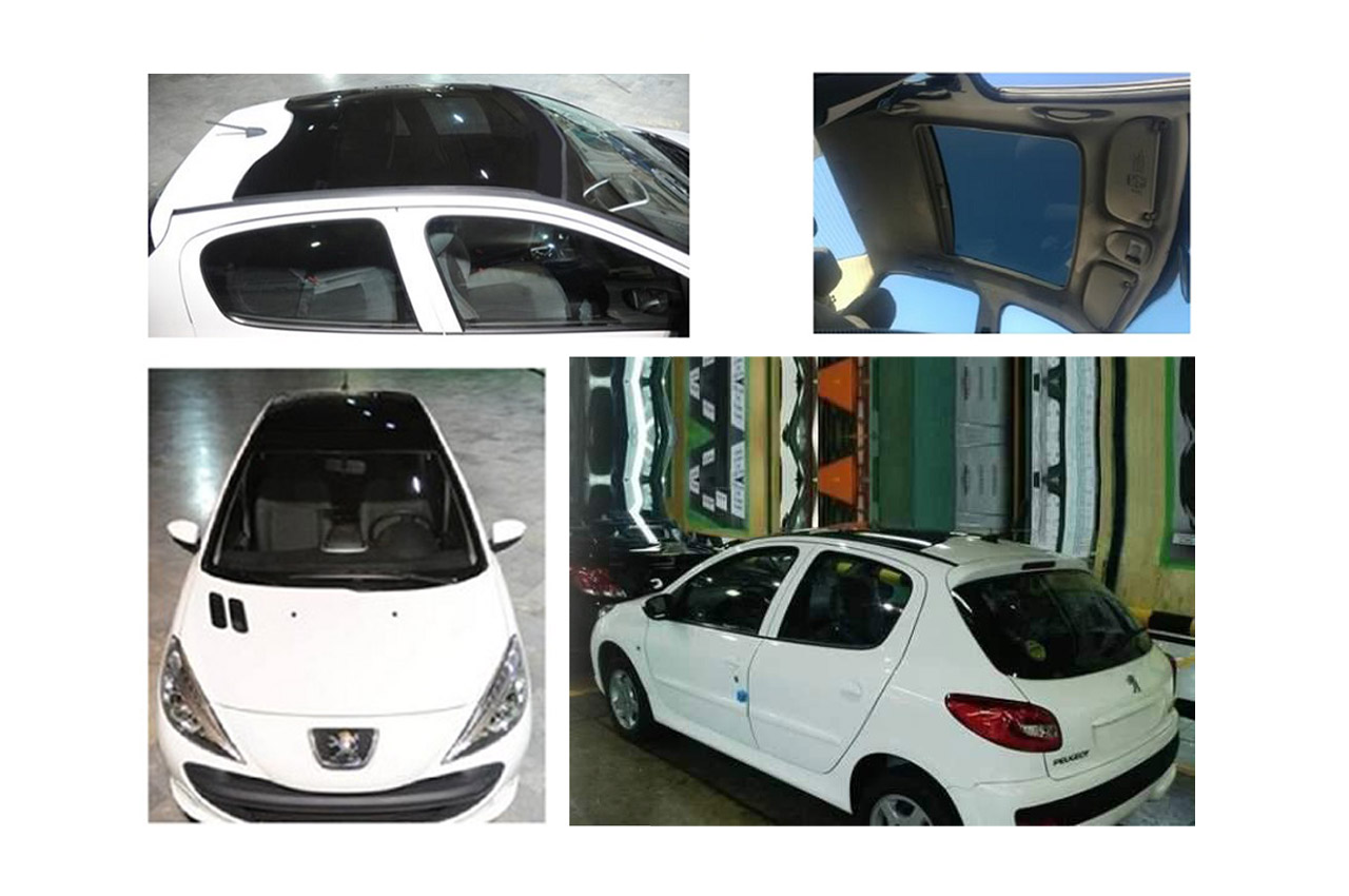 AutomobileFa Peugeot 207i Moonroof