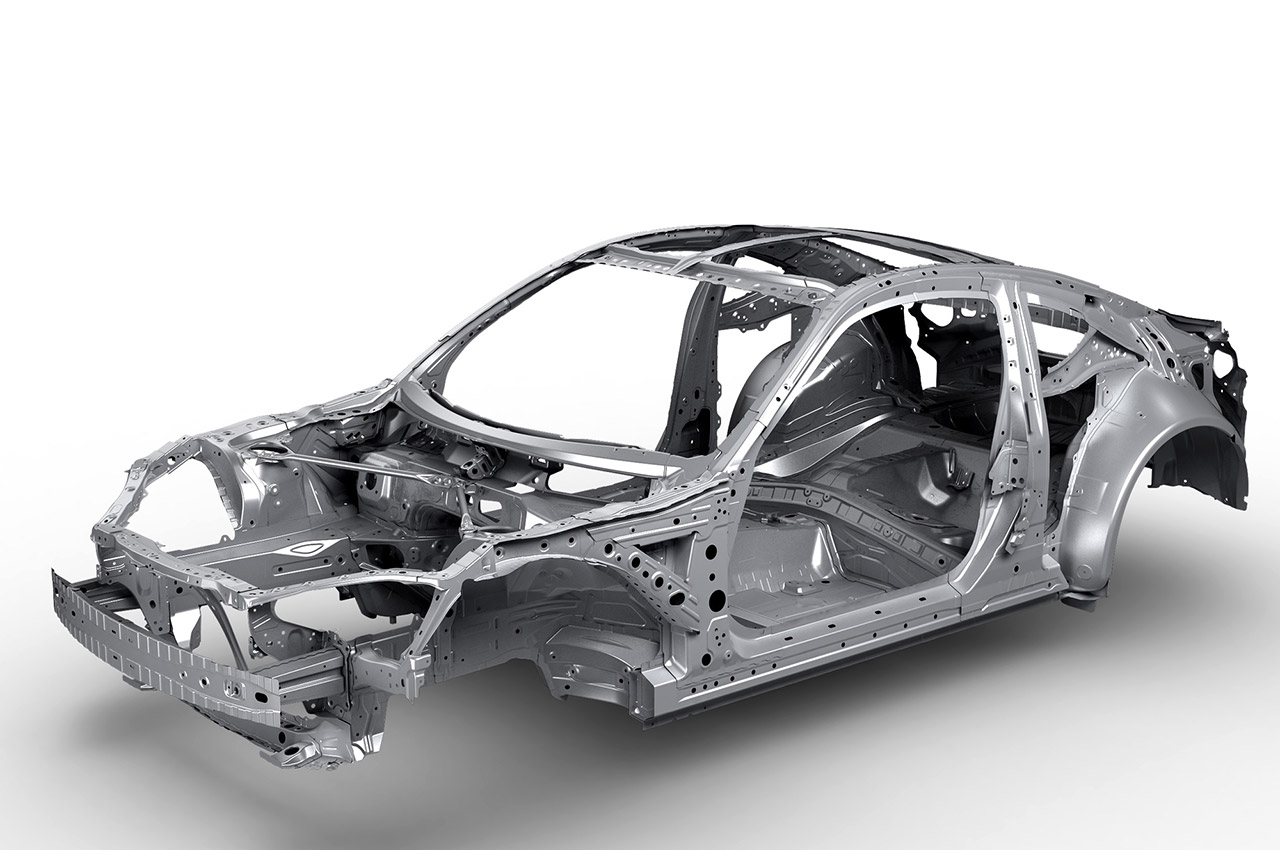 AutomobileFa Types of Car chassis 3