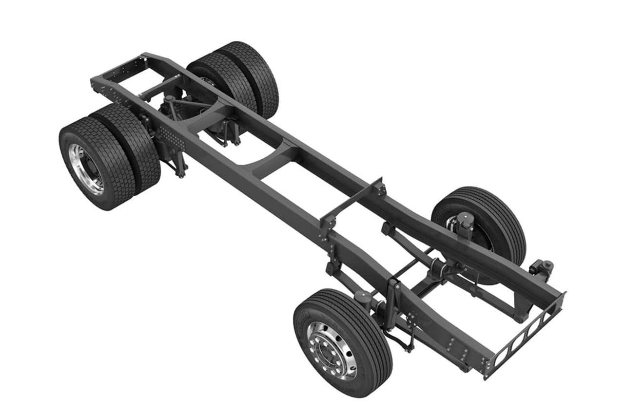 AutomobileFa Types of Car chassis 5
