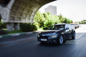 Automobile Farsi - BMW 3 Series (F30)
