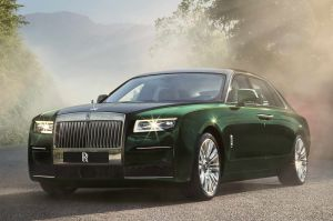 Automobile Farsi - 2021 RollsRoyce Ghost Extended