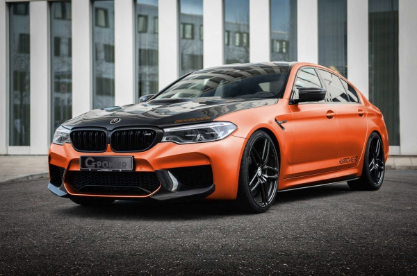 AutomobileFa - BMW M5 Hurricane RS by G-Power