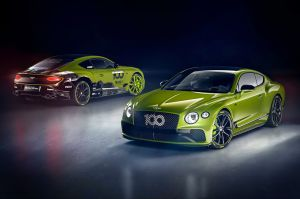 AutomobileFa - Bentley Continental GT Pikes Peak Edition