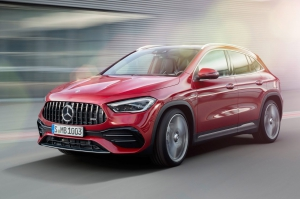 Automobile Farsi - Mercedes-Benz GLA 2020