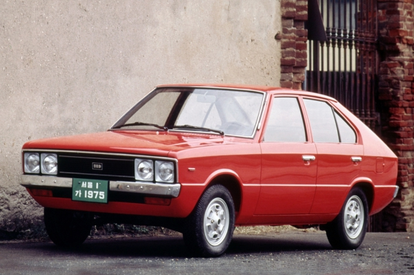 Automobile Farsi - Hyundai Pony 1975-82 - 5 Door